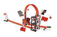 Hot Wheels Track Builder Construction Crash Kit / Трек Хот Вилс Ударная волна, фото 2