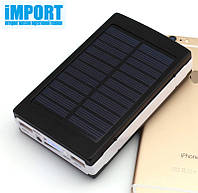 Power Bank + Solar Panel 20000mAH + LED