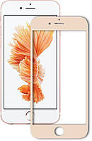 Защитное стекло Mocolo 2.5D Full Cover Tempered Glass iPhone 7, iPhone 8 Silk Gold