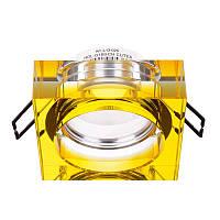 Светильник точечный декоративный HDL-G189 CH CL/TEA, фото 1