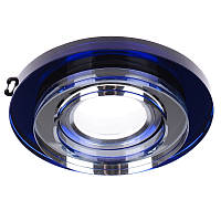 Светильник точечный декоративный HDL-G216 BL MR16, фото 1