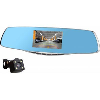 Видеорегистратор AUTOBAN AVR-13S 2 Cam 1080p FHD (steel) (avr13sstl)