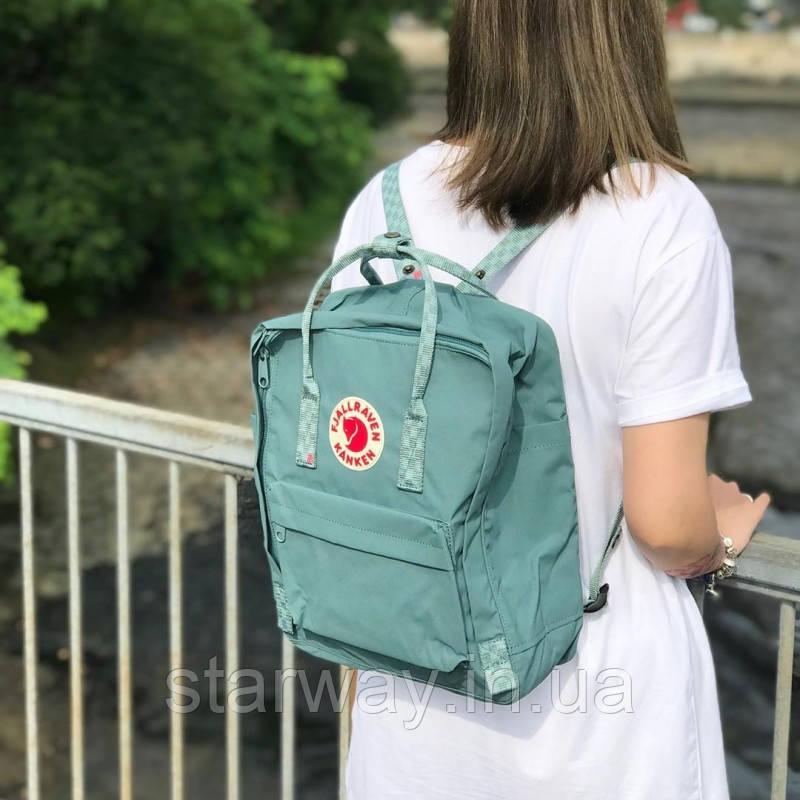 Рюкзак Fjallraven Kanken Classic Bag | Оригінальна бирка | Топ якості