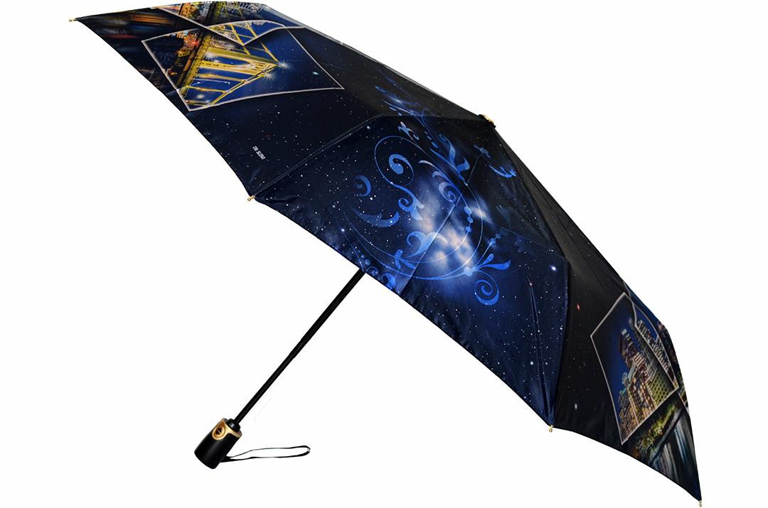 Женский зонт Три Слона ( полный автомат ) арт. 145P-04