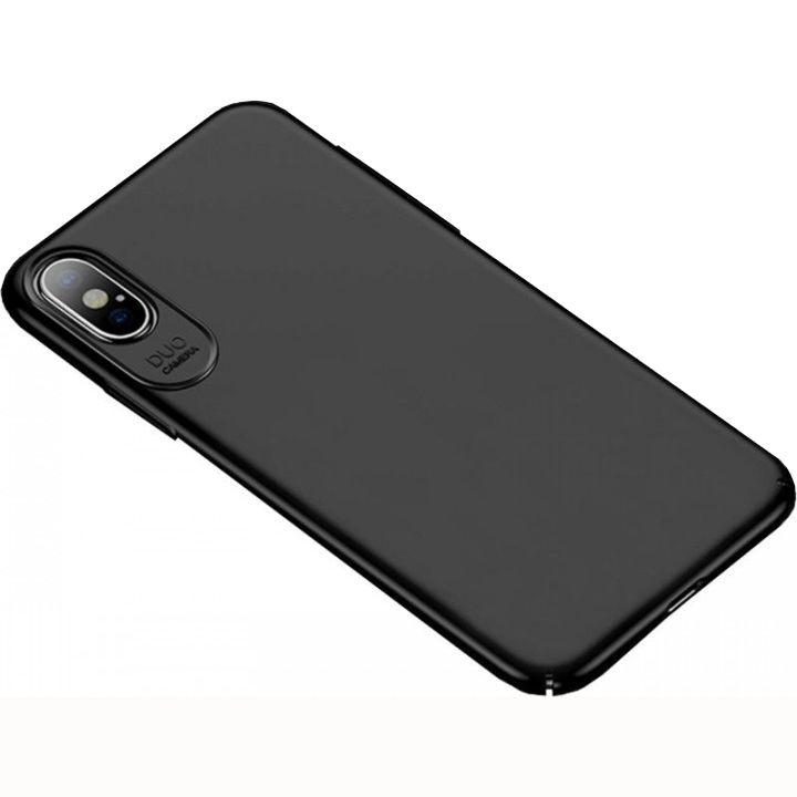 Чехол Usams Jay Series Apple iPhone X Black