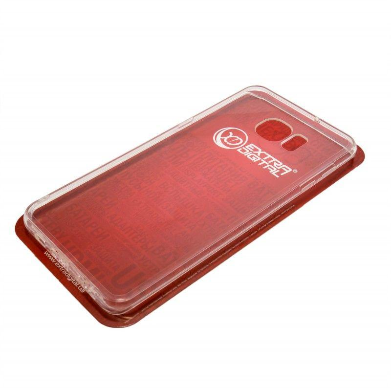 Чехол ExtraDigital Crystal View Samsung G928 Galaxy S6 Edge Plus Transparent (PCE4249)