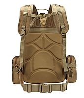 Тактический Штурмовой Рюкзак с подсумками 50л, фото 8