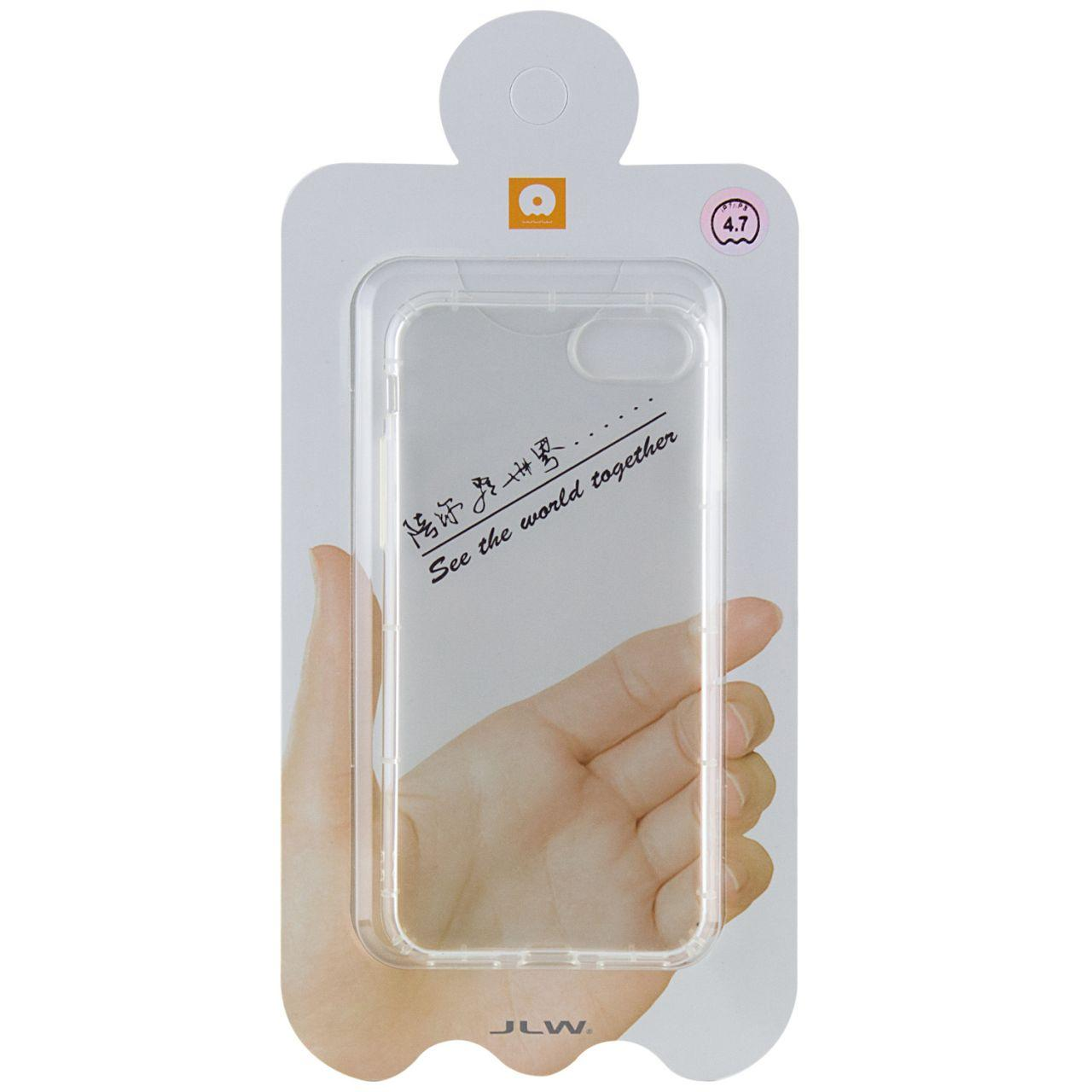 Чехол 1TOUCH TPU Ultra Thin Air Apple iPhone 7, iPhone 8 Clear