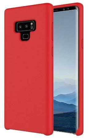 Чехол TOTO Liquid Silicone Case Samsung N960 Galaxy Note 9 Red (F_77753)