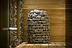 Підлогова електрокам'янка HUUM HIVE Mini 9 кВт, об'єм парильні 9-15 м.куб, вага каміння 150 кг, фото 3