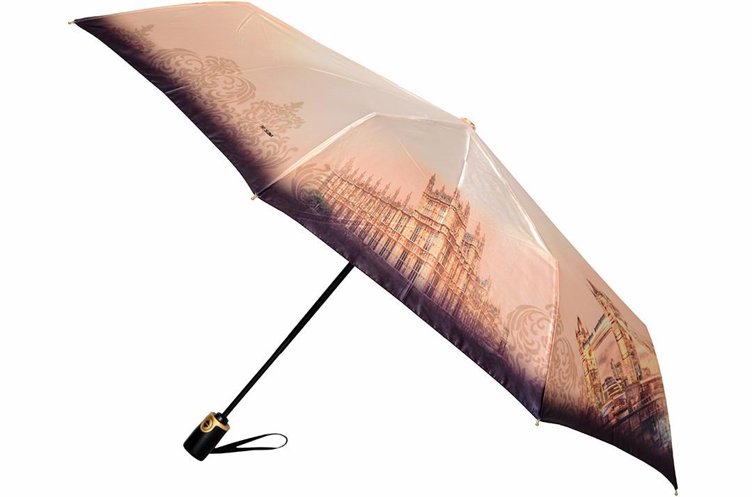 Женский зонт Три Слона ( полный автомат ) арт. 145P-05
