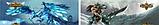 Коврик для мыши большой League of Legends 30*80см, фото 7