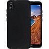 Чехол силиконовый для телефона Xiaomi Redmi 7А черный