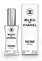 Тестер мужской Chanel Bleu de Chanel, 60 мл.( Мужской парфюм Шанель Блю Де Шанель)/ Парфюмированная вода