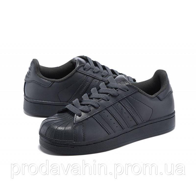 68f594ca Кроссовки женские Adidas Superstar supercolor PW Черные. кроссовки adidas  женские, кроссовки адидас женские -