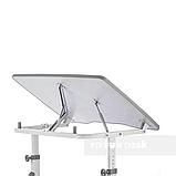 Комплект парта + стул трансформеры Vivo II Grey FUNDESK, фото 4