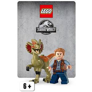 Конструктори LEGO World Jurassic