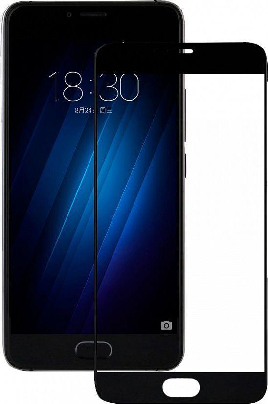 Защитное стекло Mocolo 2.5D Full Cover Tempered Glass Meizu U10 Black (ML932)