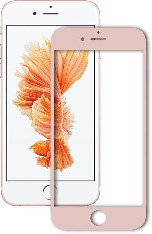 Защитное стекло Mocolo 2.5D Full Cover Tempered Glass Apple iPhone 7 Plus, iPhone 8 Plus Silk Rose