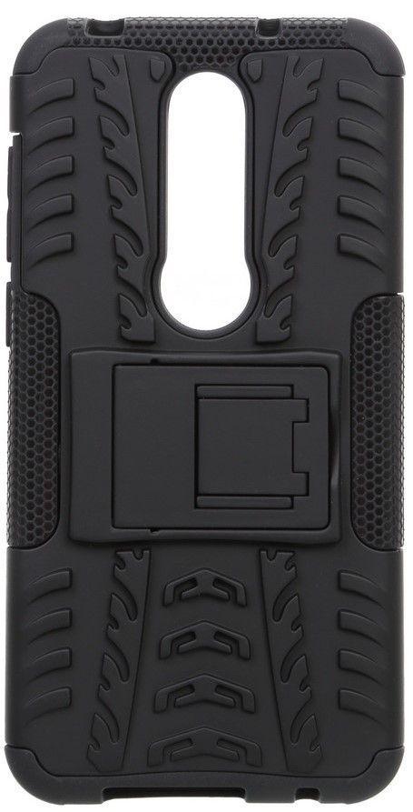 Чехол BeCover Nokia 6.1 Plus, X6 Black (703453)