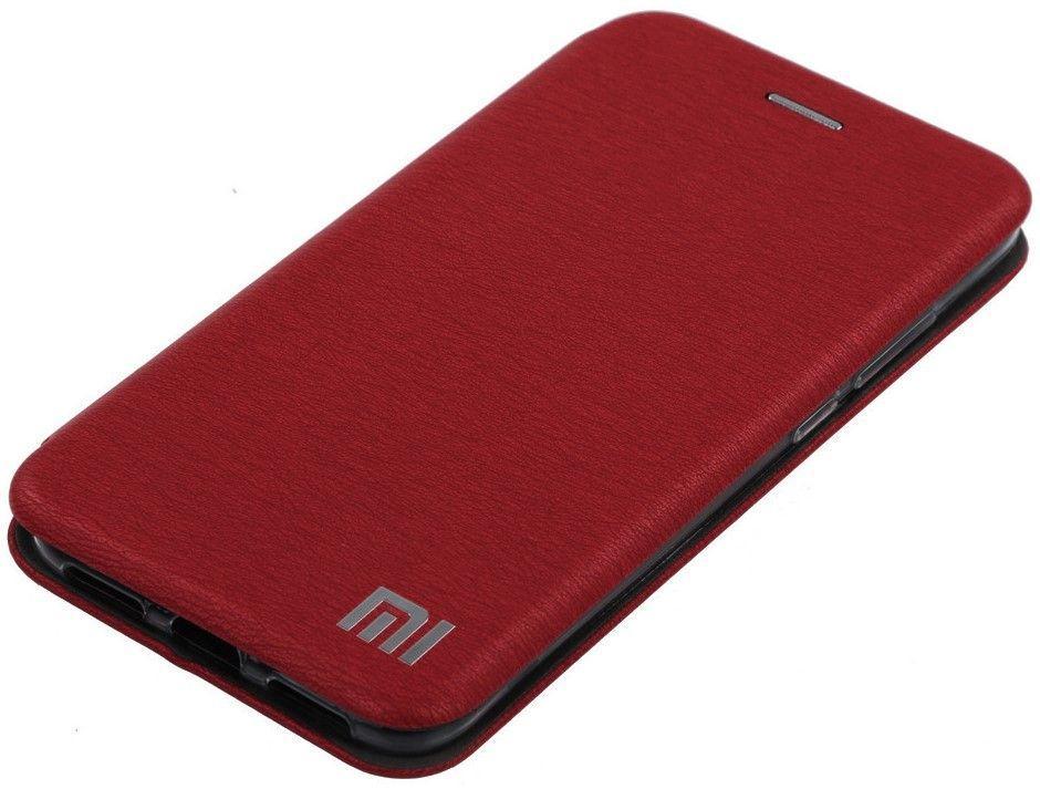 Чехол BeCover Exclusive Xiaomi Redmi 7 Burgundy Red (703713)