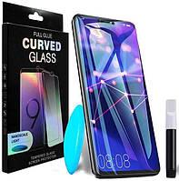 Защитное стекло PowerPlant Huawei Mate 20 Pro (жидкий клей + УФ лампа) Clear (GL606122)