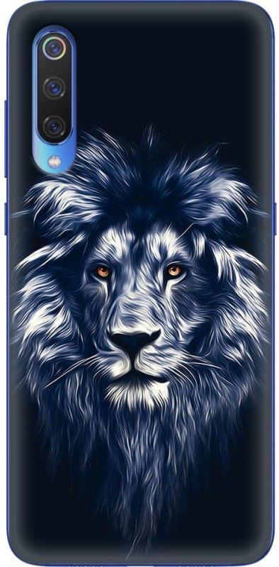 Чехол 1TOUCH Silicone Print Xiaomi Mi 9 SE Lion