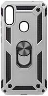 Чехол BeCover Military Xiaomi Redmi 7 Silver (703770)