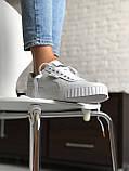 Женские кроссовки Puma Cali White, фото 4