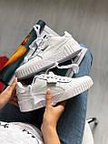 Женские кроссовки Puma Cali White, фото 6