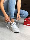 Женские кроссовки Puma Cali White, фото 8