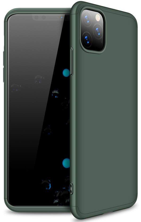 Чехол для телефона 1TOUCH GKK LikGus 360 Apple iPhone 11 Pro Max Dark Green