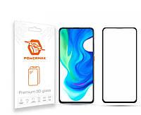 Захисне скло Powermax 3D Premium Xiaomi Poco F2 Pro Black (PWRMX3DXPF2PB)