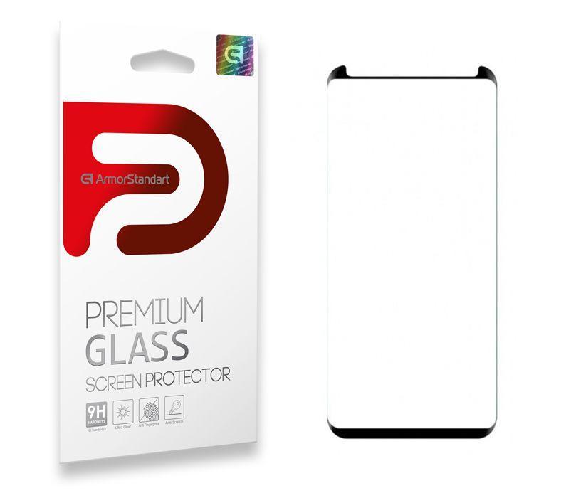Защитное стекло ArmorStandart Full Cover Full Glue Samsung N960 Galaxy Note 9 Black (ARM52494-GFG-BK)