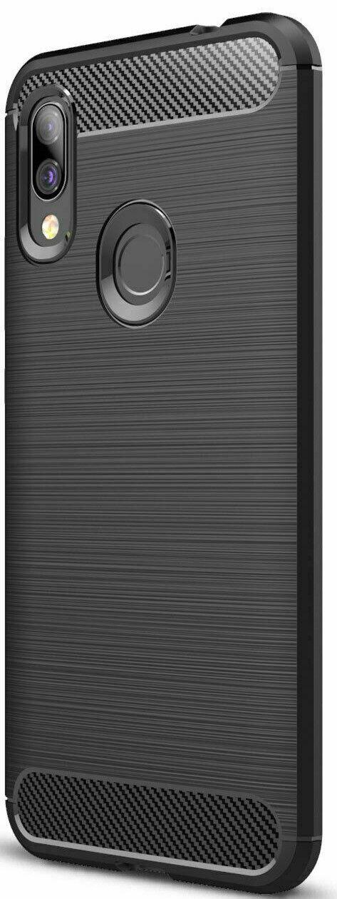 Чехол 1TOUCH Slim Series Xiaomi Redmi 7 Black