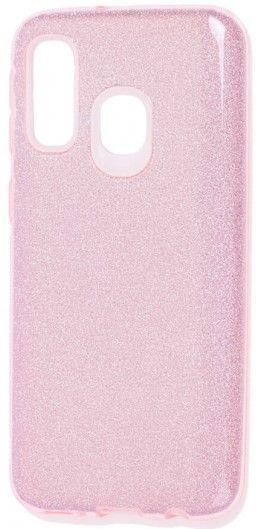 Чехол 1TOUCH TPU Shine Samsung A405 Galaxy A40 Pink