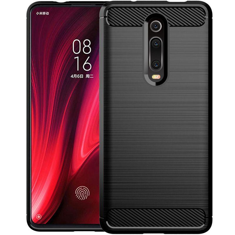 Чехол 1TOUCH TPU Slim Xiaomi Mi 9T, Mi 9T Pro, Redmi K20, K20 Pro Black