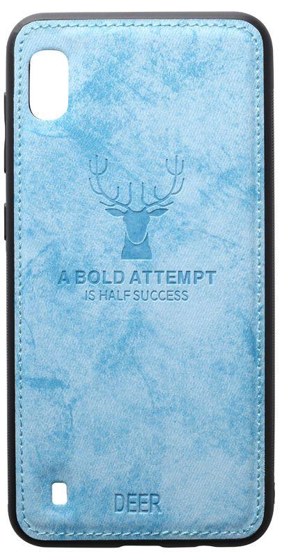 Чехол TOTO Deer Shell Samsung A105 Galaxy A10 Blue (F_93670)