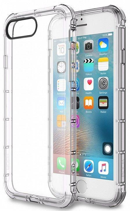 Чехол Rock Fence series Apple iPhone 7 Plus, iPhone 8 Plus Transparent