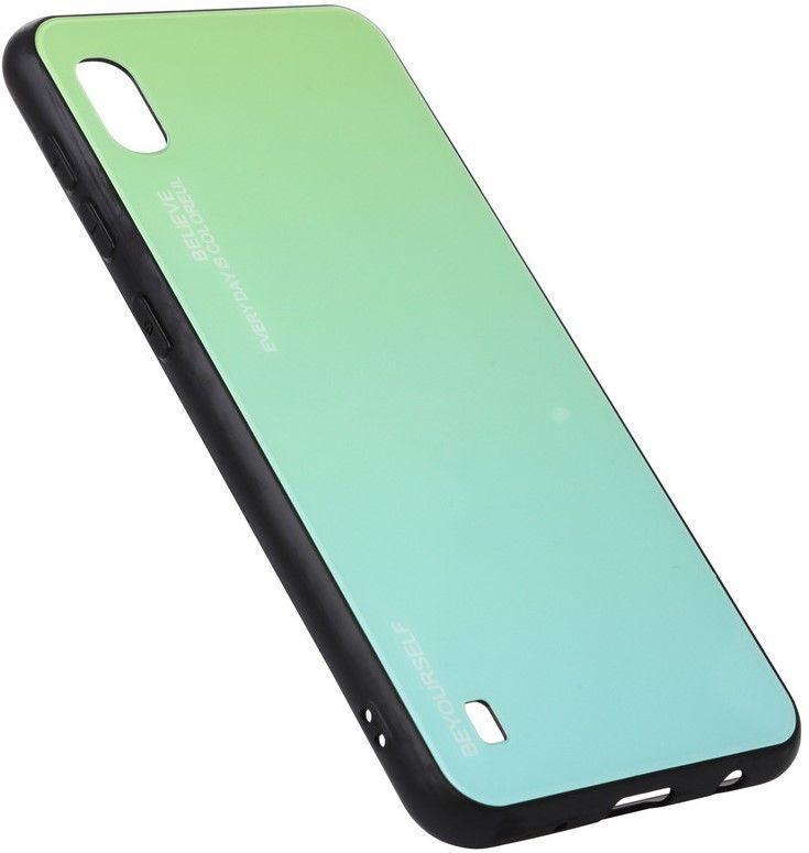 Чехол BeCover Gradient Glass Xiaomi Mi 9T, Redmi K20 Green-Blue (703998)