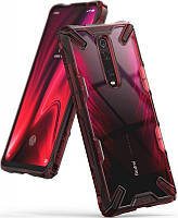 Чехол Ringke Fusion X Xiaomi Mi 9T Ruby Red (RCX4537)