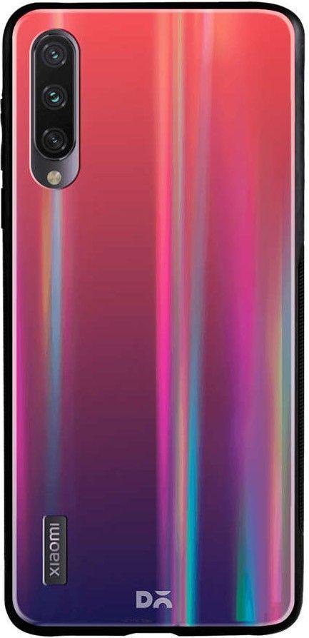 Чехол 1TOUCH Gradient Aurora with logo Xiaomi Mi A3, Mi CC9e Red