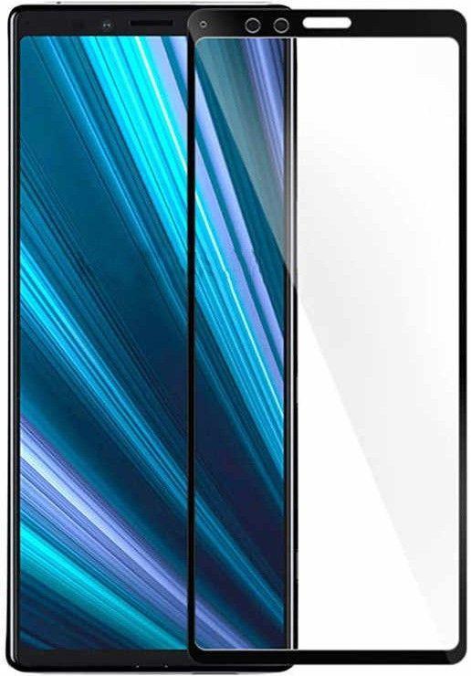 Защитное стекло ExtraDigital Tempered Glass Sony Xperia 1 Black (EGL4573)