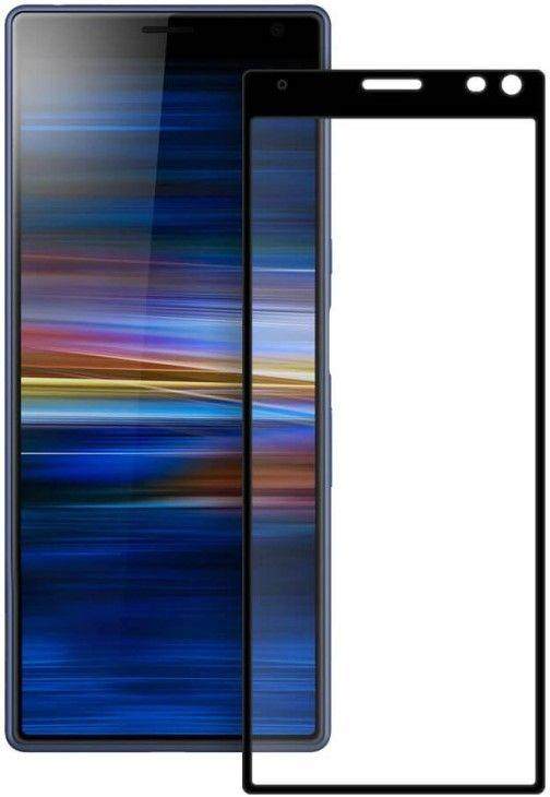 Защитное стекло ExtraDigital Tempered Glass Sony Xperia 10 Plus Black (EGL4575)