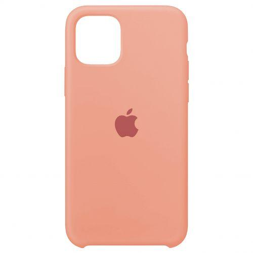 Чехол Apple Silicone Case iPhone 11 Pink_High Copy