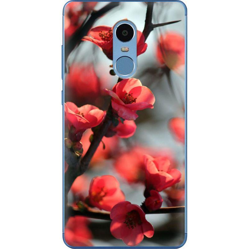 Чохол для телефону BoxFace Print Case Xiaomi Redmi Note 4x (29368-up882)
