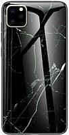 Чехол 1TOUCH Luxury Marble Apple iPhone 11 Pro Black