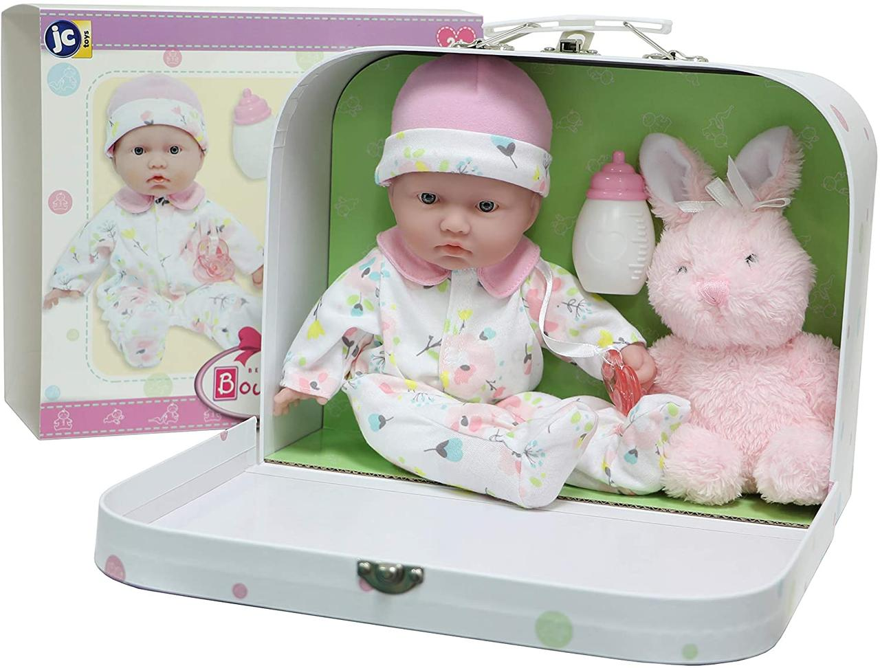 Лялька-пупс у кейсі