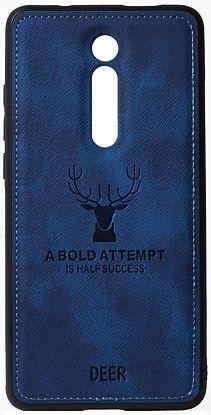 Чехол TOTO Deer Shell Xiaomi Mi 9T, Mi 9T Pro, Redmi K20, Redmi K20 Pro Dark Blue (F_98499)