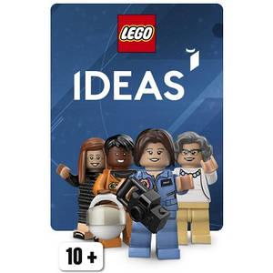 Конструктори LEGO Ideas